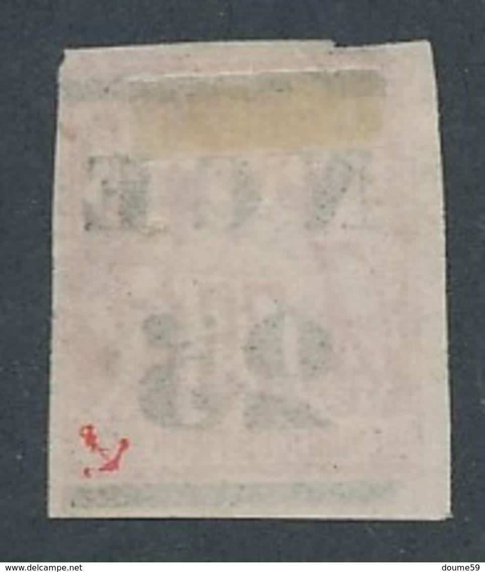 CR-74: Nelle CALEDONIE: Lot  Avec N°5 Obl (1 Coin Touché, Pas De Clair) - New Caledonia