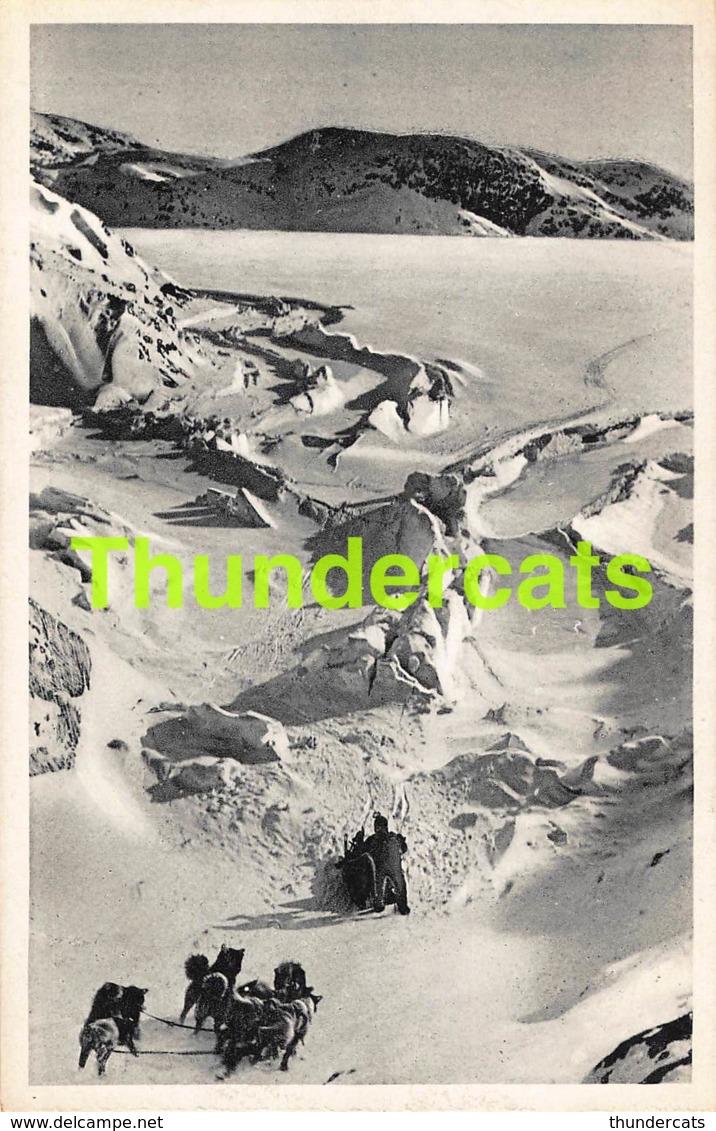 CPA GROENLAND GREENLAND BERTELSEN - Groenland