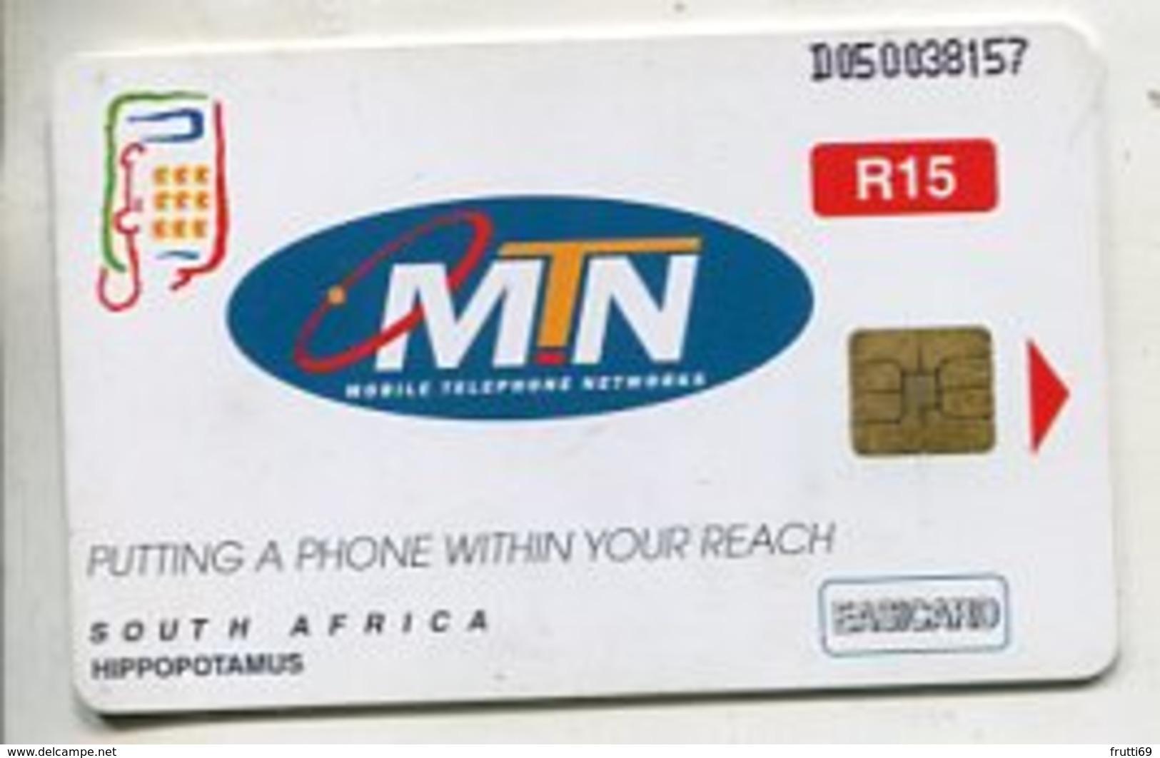 TK 04303 SOUTH AFRICA - Chip MTN - Zuid-Afrika