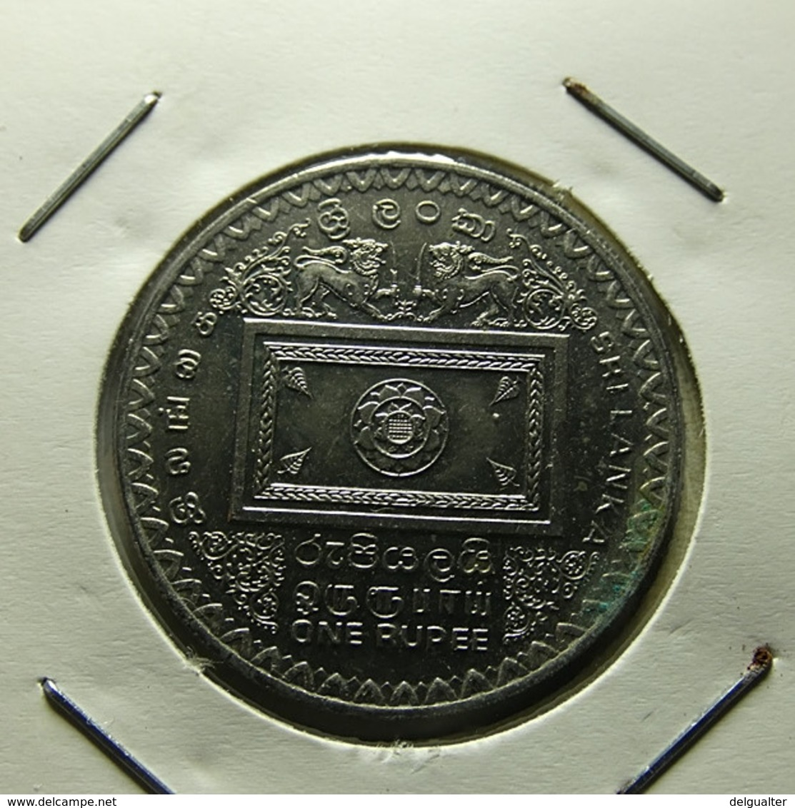Sri Lanka 1 Rupee 1992 - Sri Lanka