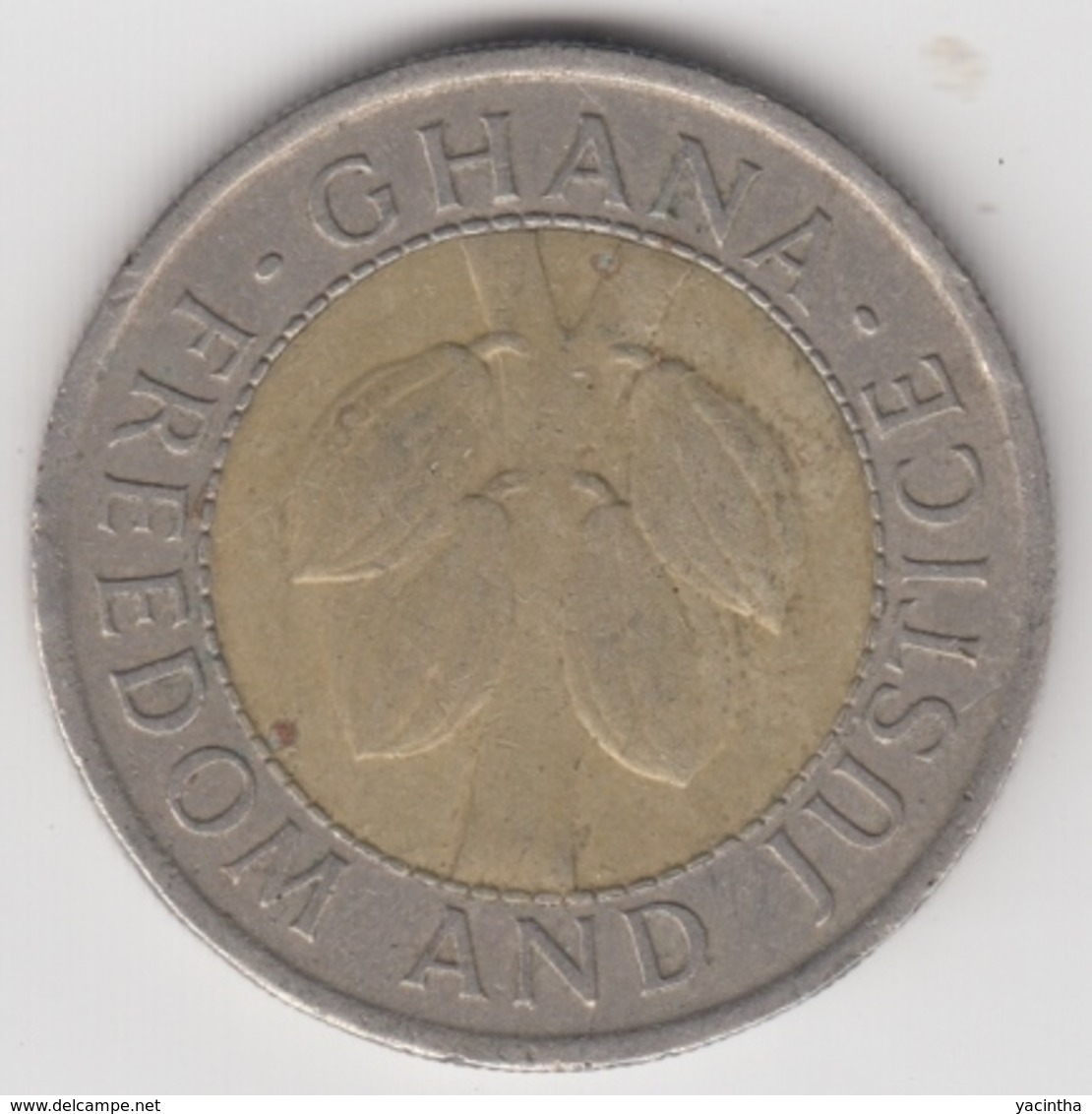 @Y@   Ghana   100 Cedis   1991     (4633) - Ghana