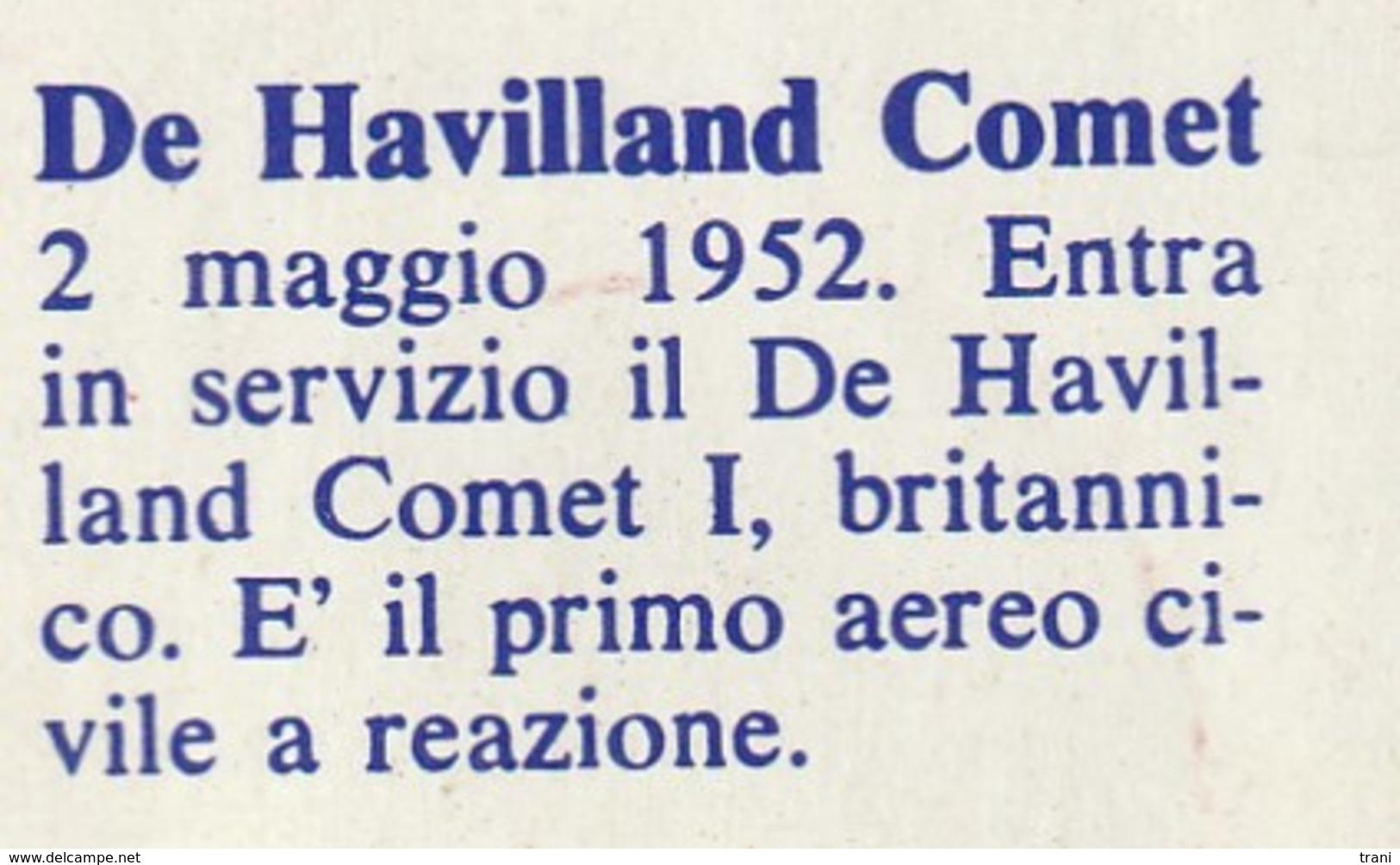 DE HAVILLAND COMET - Altri