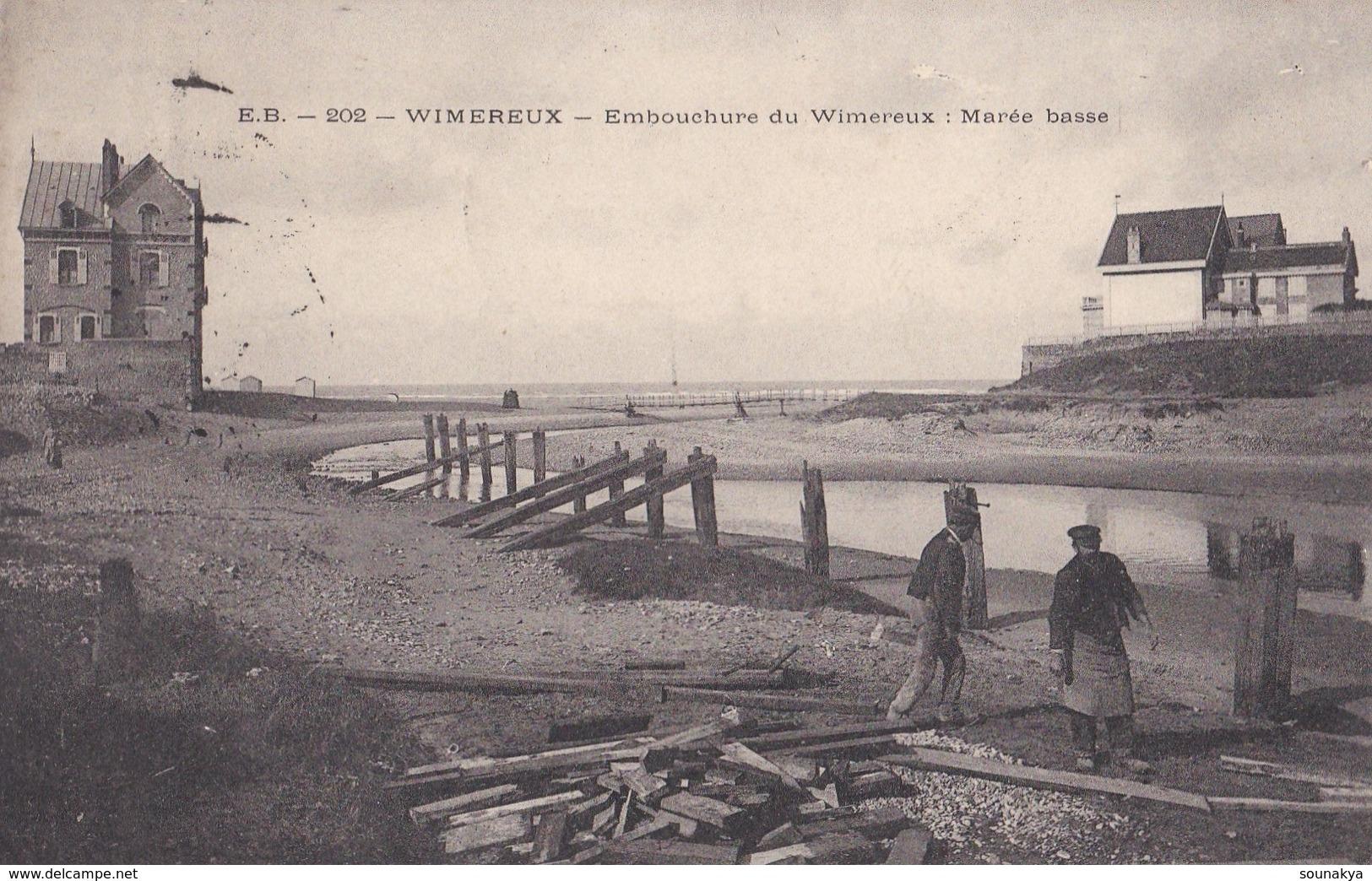 WIMEREUX // Embouchure /: Marée Basse - Boulogne Sur Mer