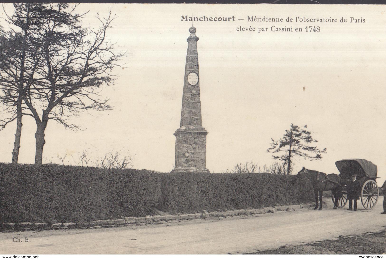 45 /  MANCHECOURT / LA MERIDIENNE     ///  REF   AVRIL. 19 /// BO.45 - Other Municipalities