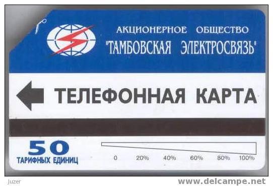 Russia. Tambov. TambovElektroSvyaz. Church - Russia