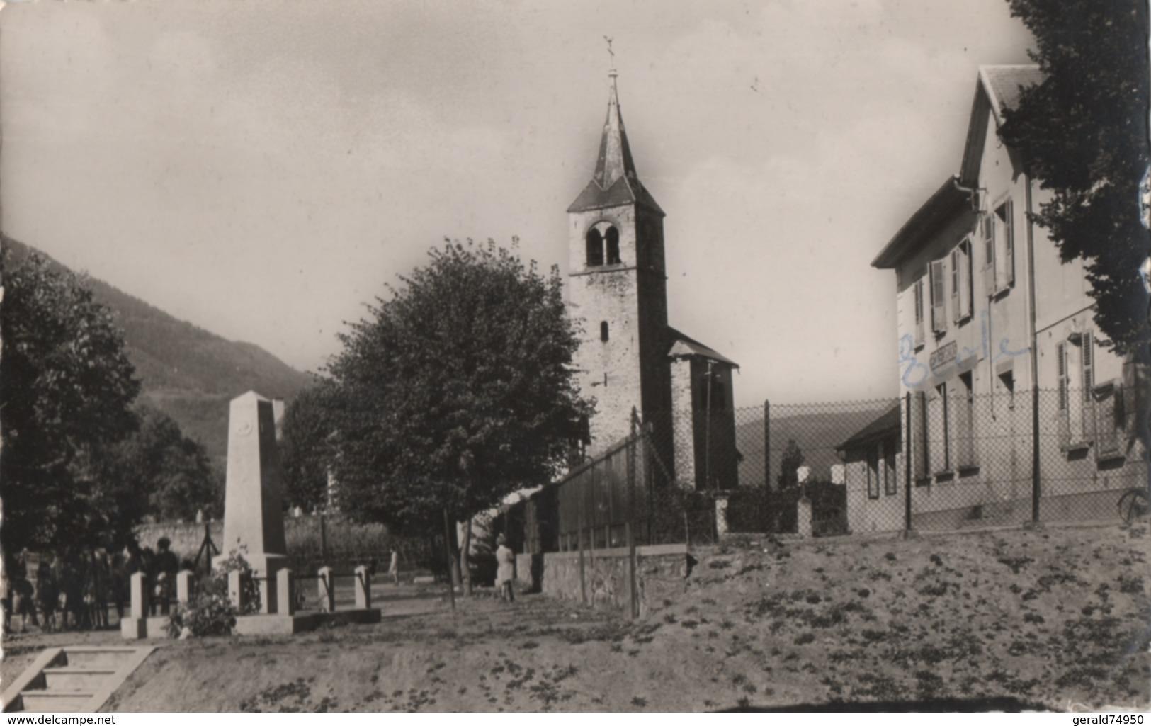 Argentine (Savoie) Le Chef-lieu - Autres Communes