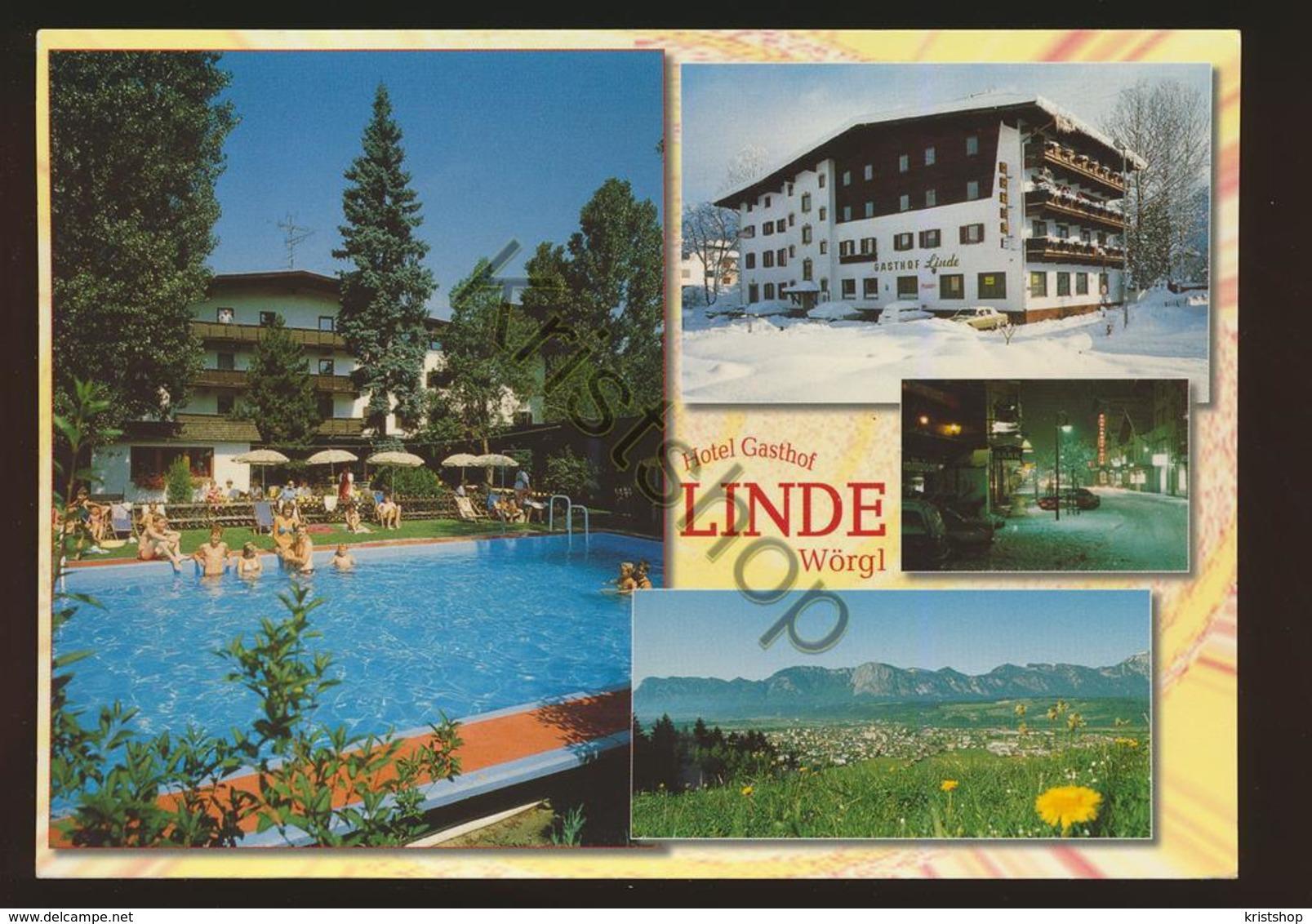 Wörgl - Hotel Gasthof Linde [AA41-1.816 - Autriche