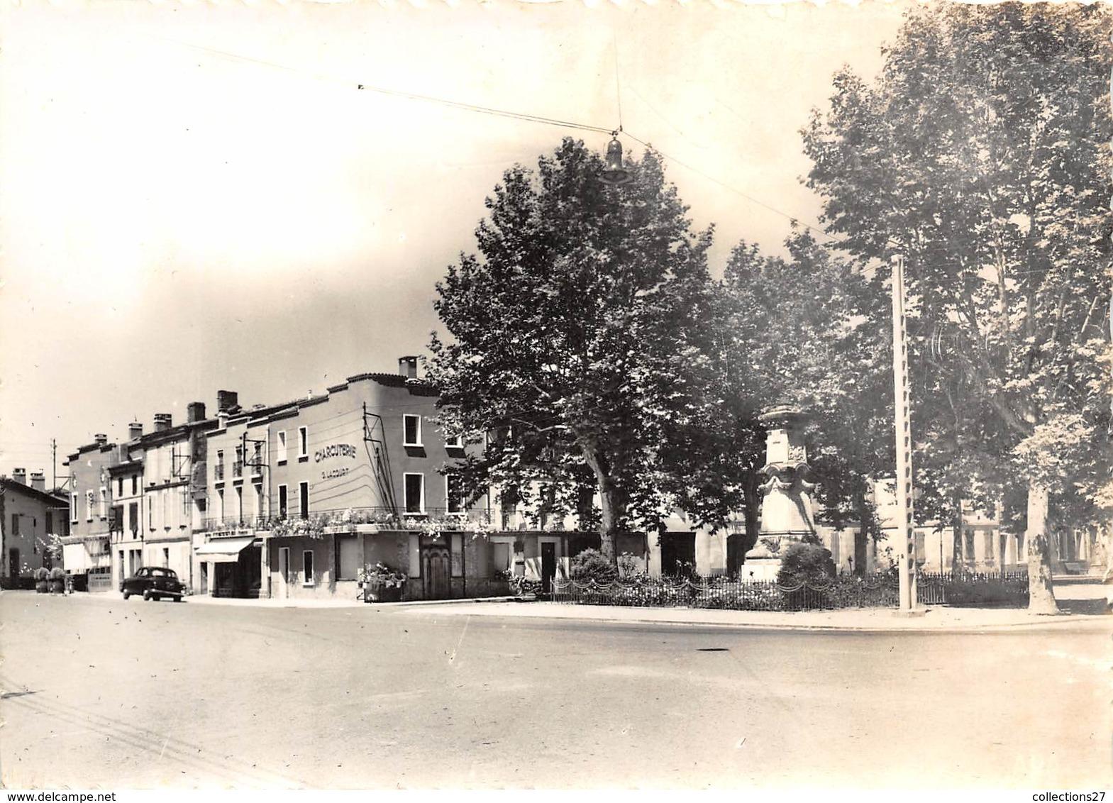 31-CARBONNE- PLACE DE LA REPUBLIQUE - Autres Communes