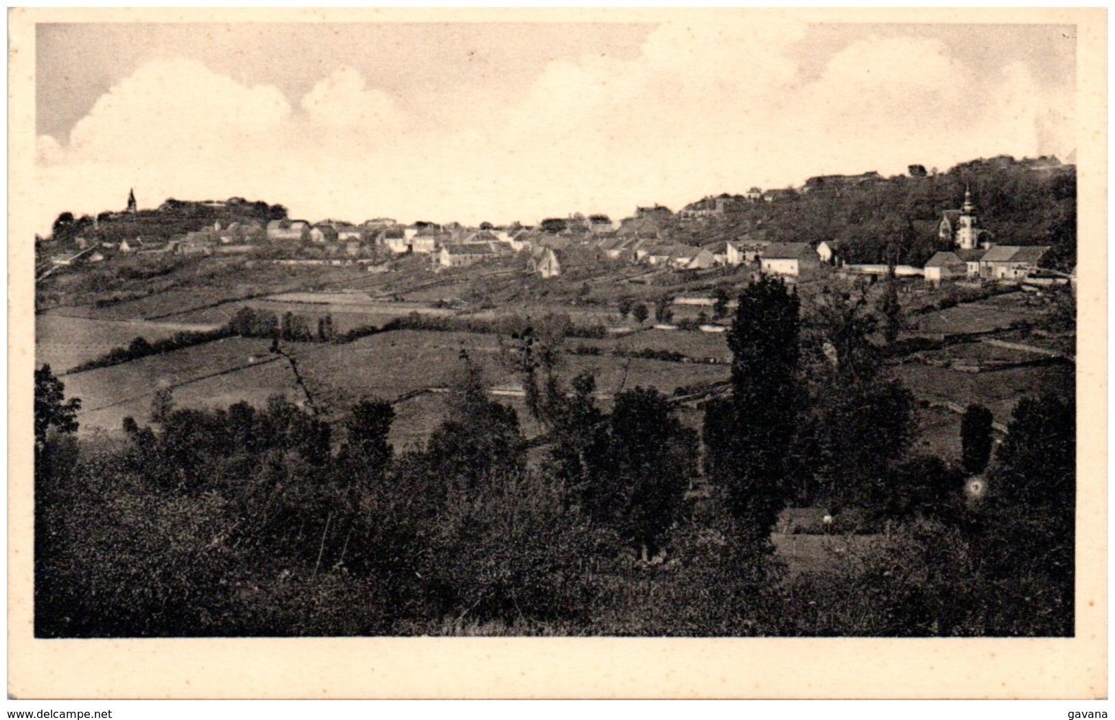 21 MONT-SAINT-JEAN - Vue Générale - Autres Communes