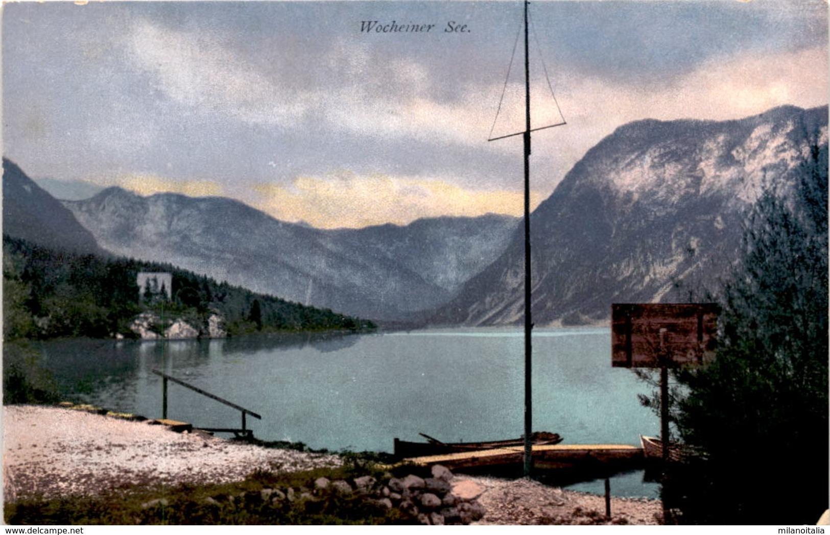 Wocheiner See (9699) - Slowenien