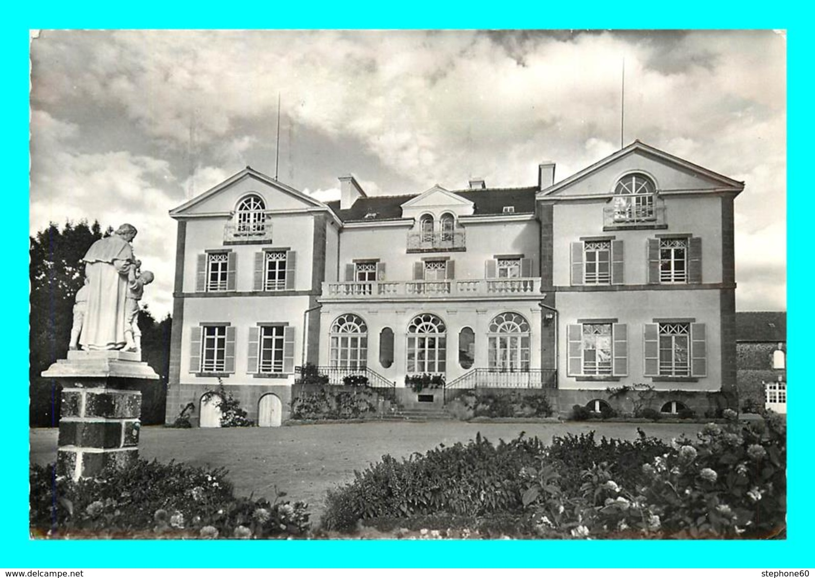 A769 / 075  22 - Chateau De La Guercge - Saint Helen Par Dinan - France