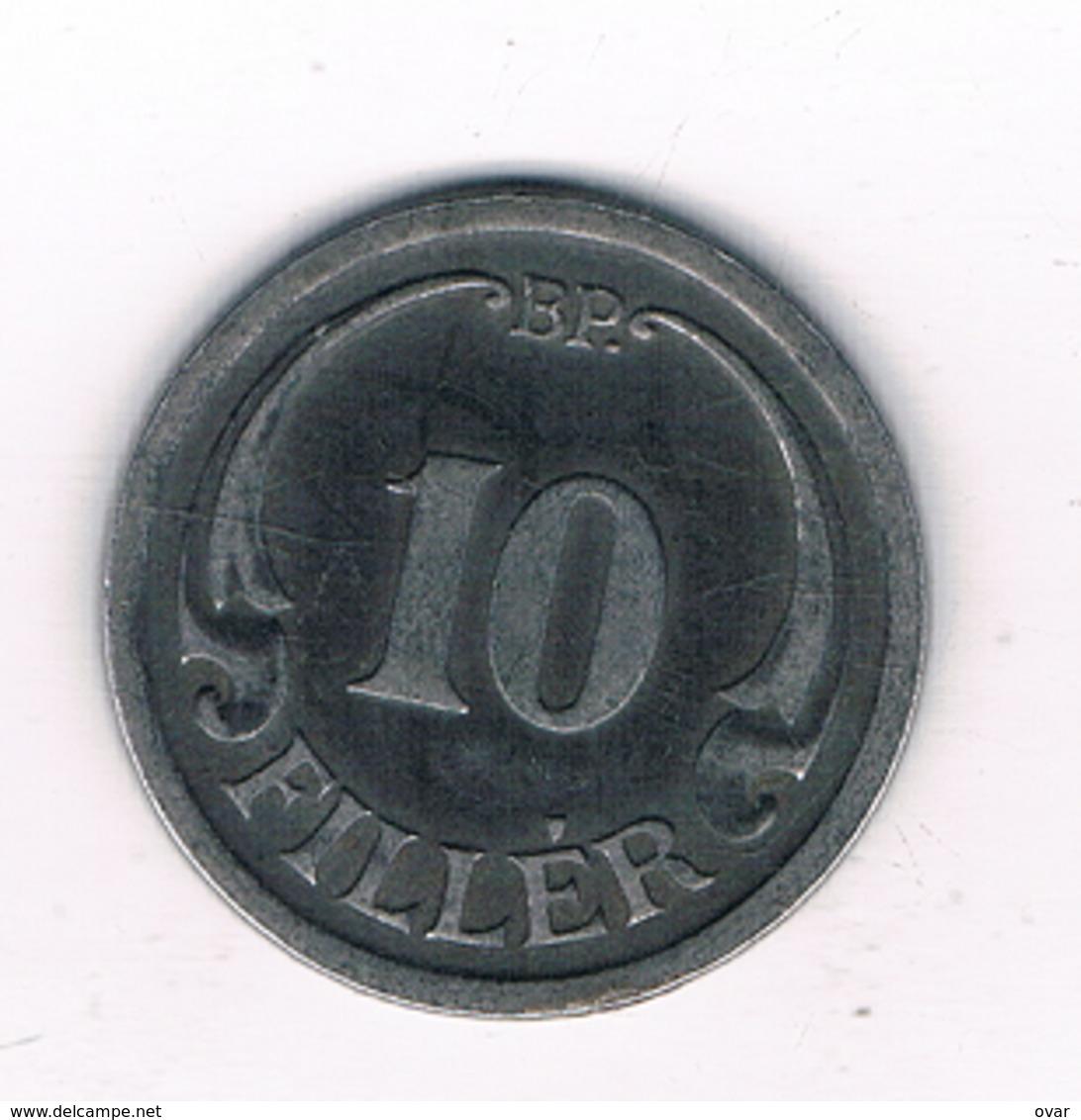 10 FILLER 1942  HONGARIJE /3640/ - Ungarn