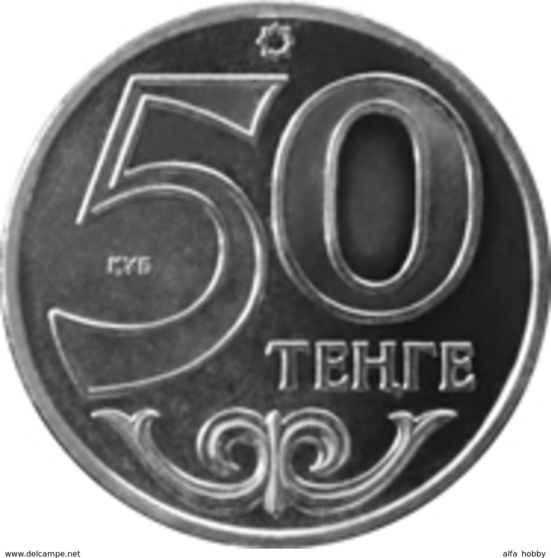 Kazakhstan, 2013, 50 Tenge, Taldykurgan, Unc - Kazakhstan