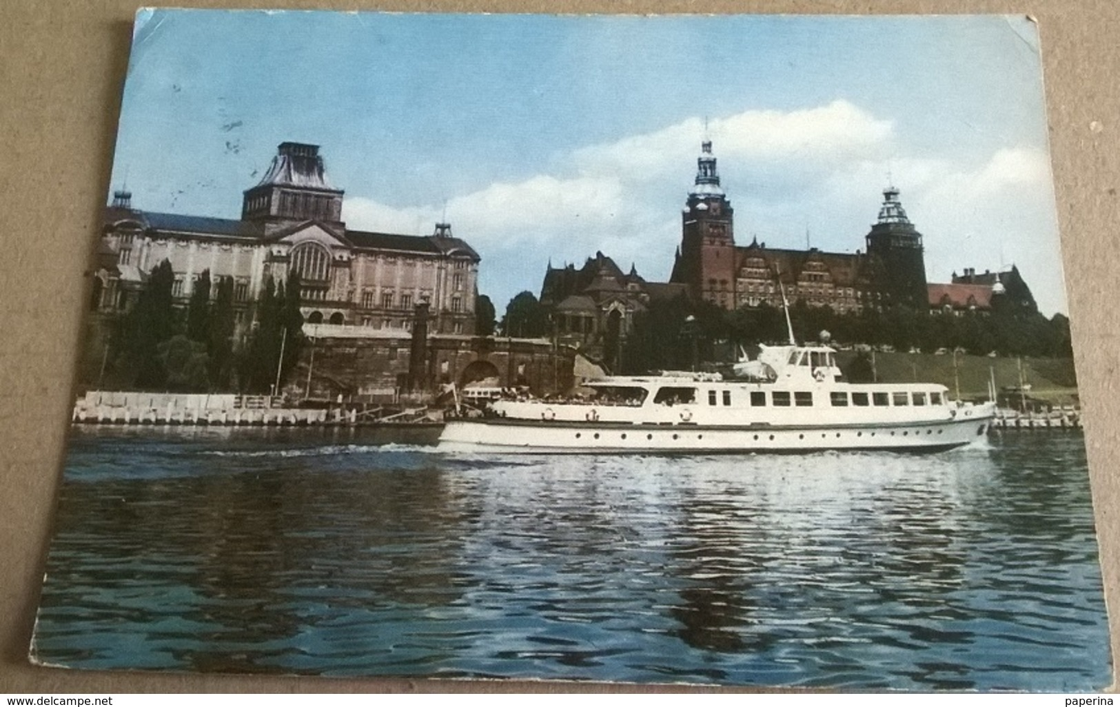 SZCZECIN  - NAVE (57) - Barche