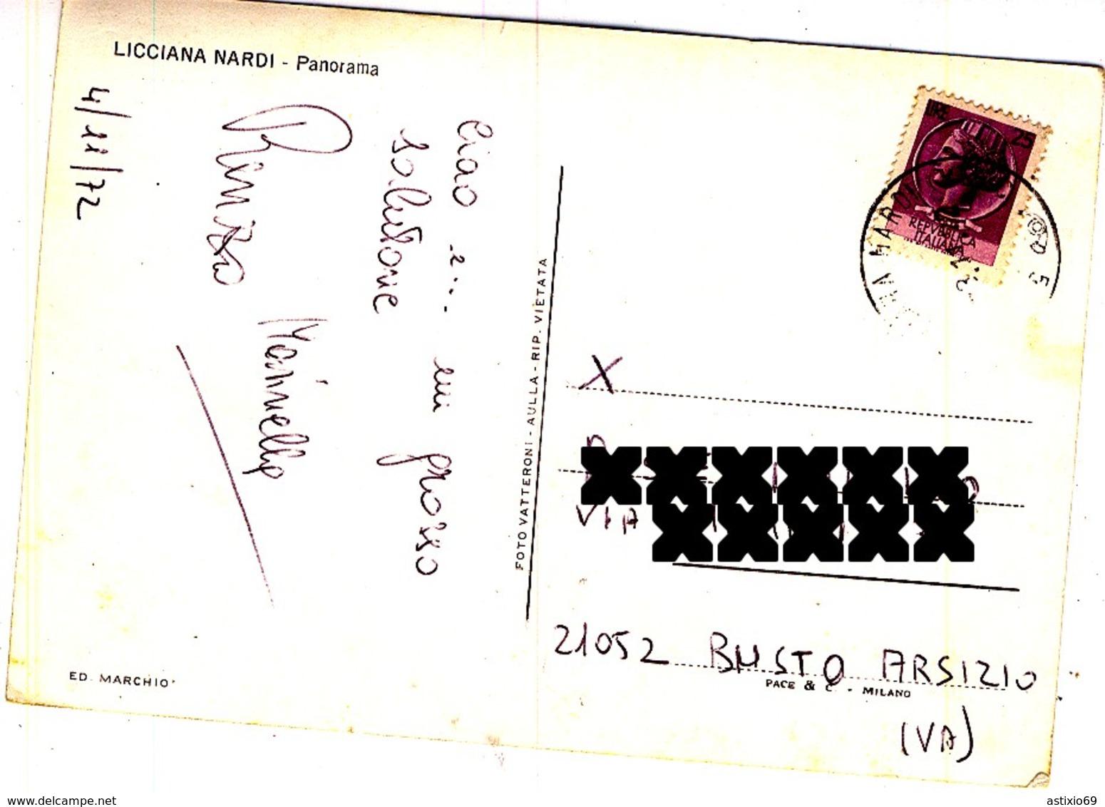 MASSA LICCIANA NARDI PANORAMA - Massa