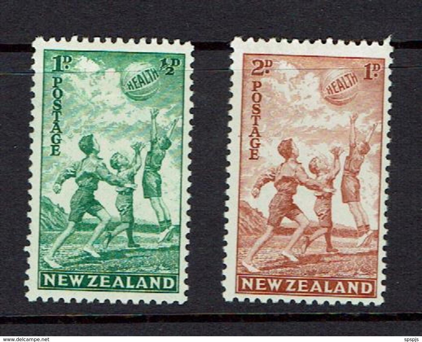 NEW ZEALAND..1940...mh - Unused Stamps