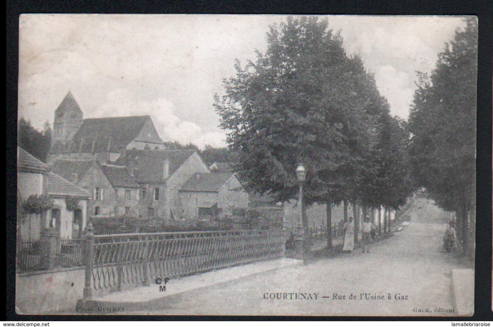 45, Courtenay, Rue De L'usine à Gaz - Courtenay