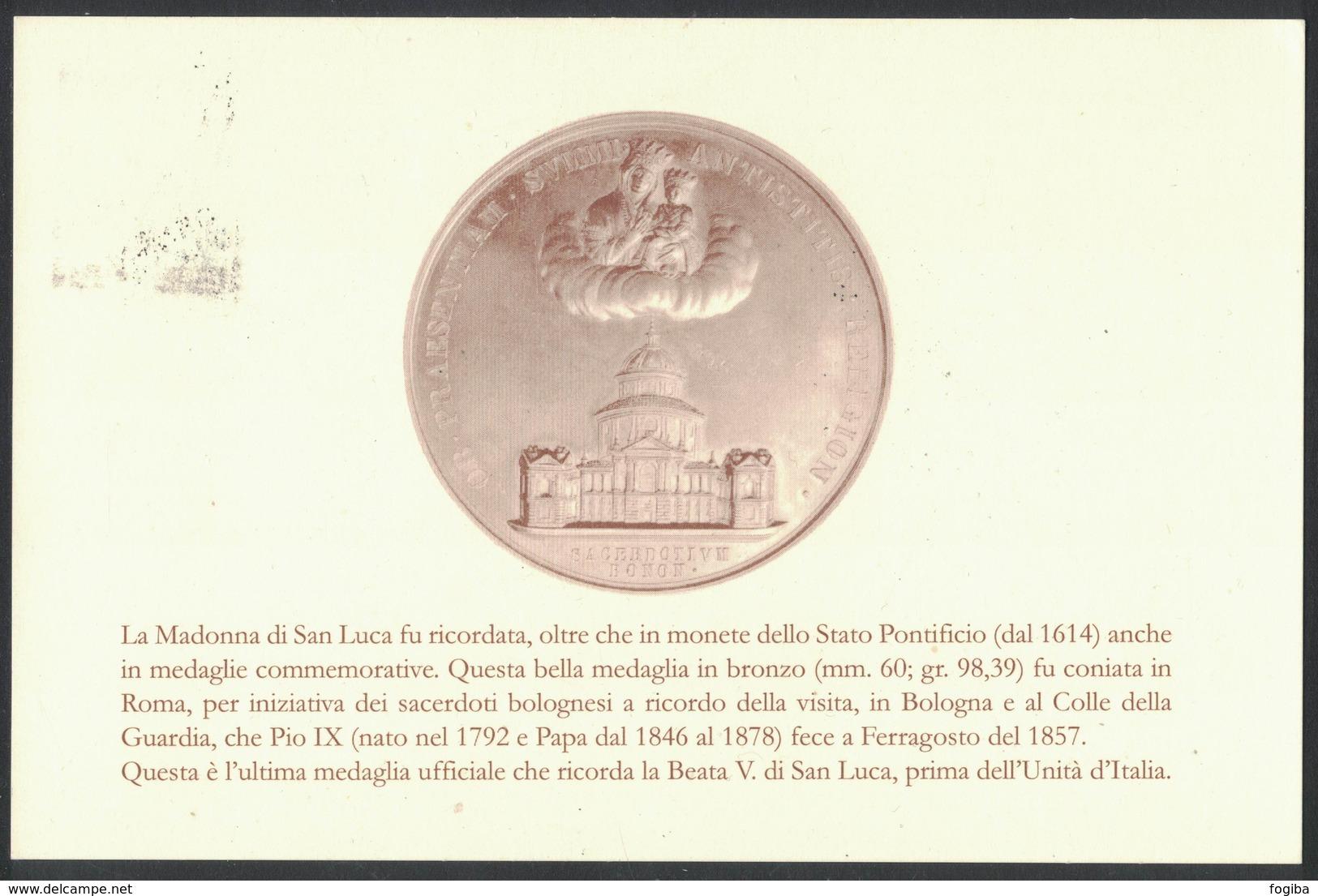 AN126    Bologna 2004 Annullo - Beata Vergine Di San Luca - Cristianesimo