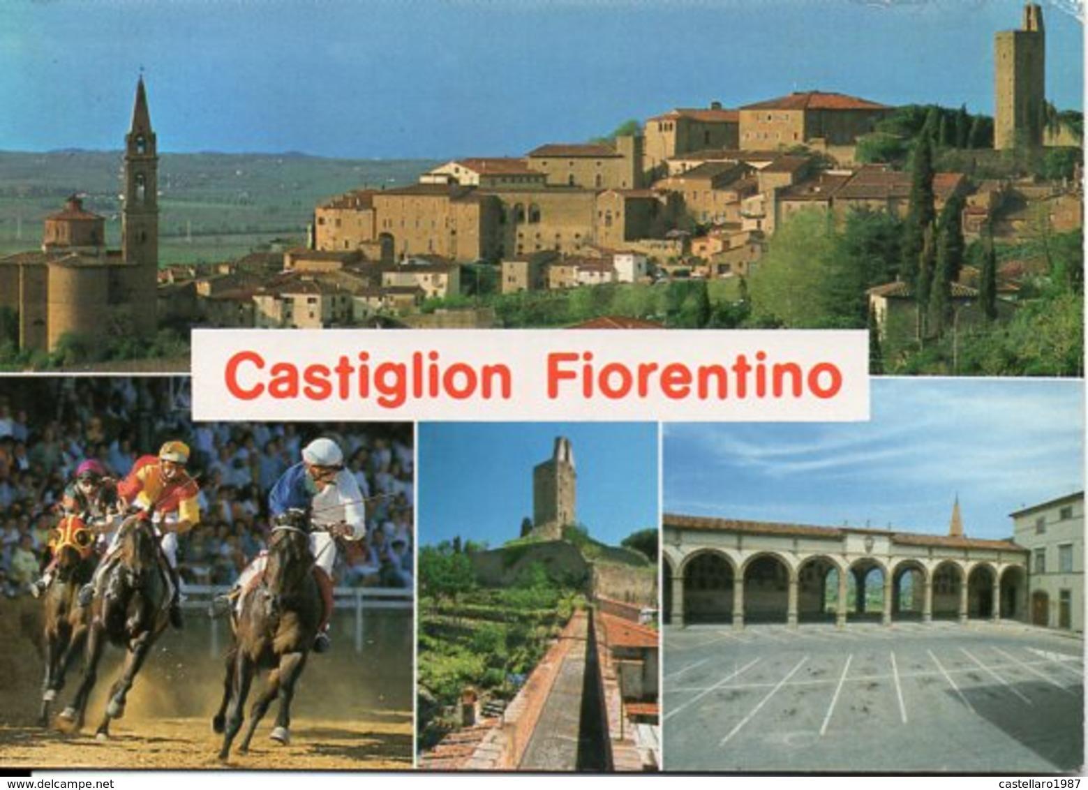 CASTIGLION FIORENTINO (Ar) - Altre Città