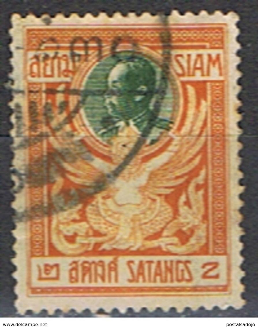 (SI 5) SIAM // YVERT 96 // 1910 - Siam