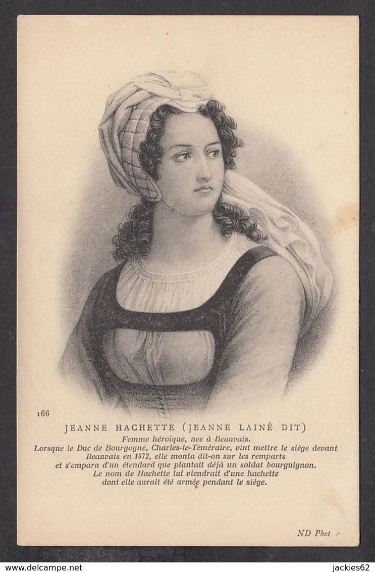 91534/ Jeanne HACHETTE (Jeanne Laisné Dite), Résistante Française Face à Charles Le Téméraire. - Femmes Célèbres