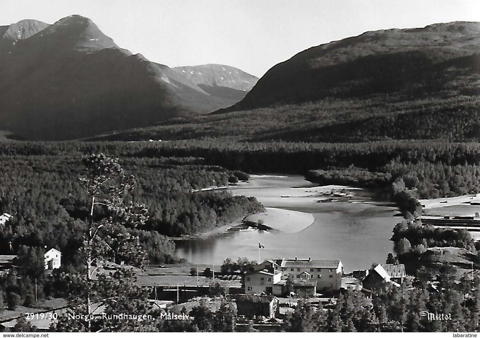 Norvège)  Rundhaugen Malselv - Norwegen