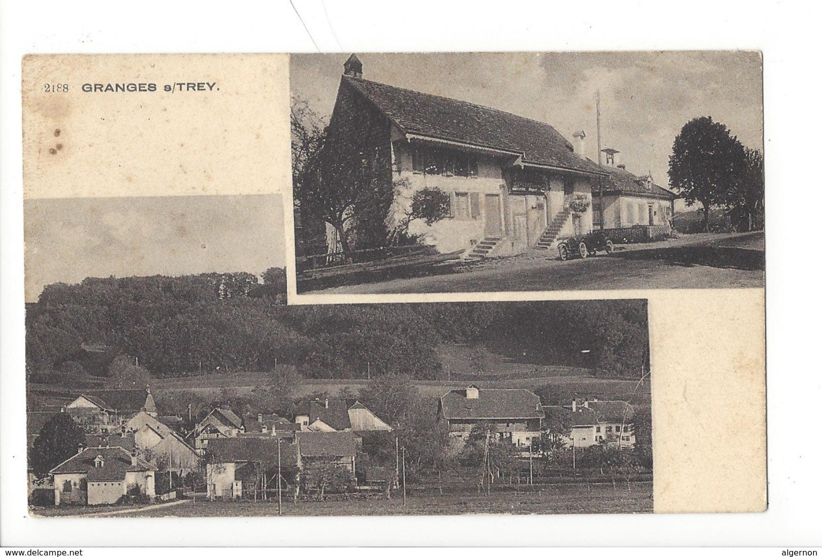 21800 - Granges SousTrey - VD Vaud