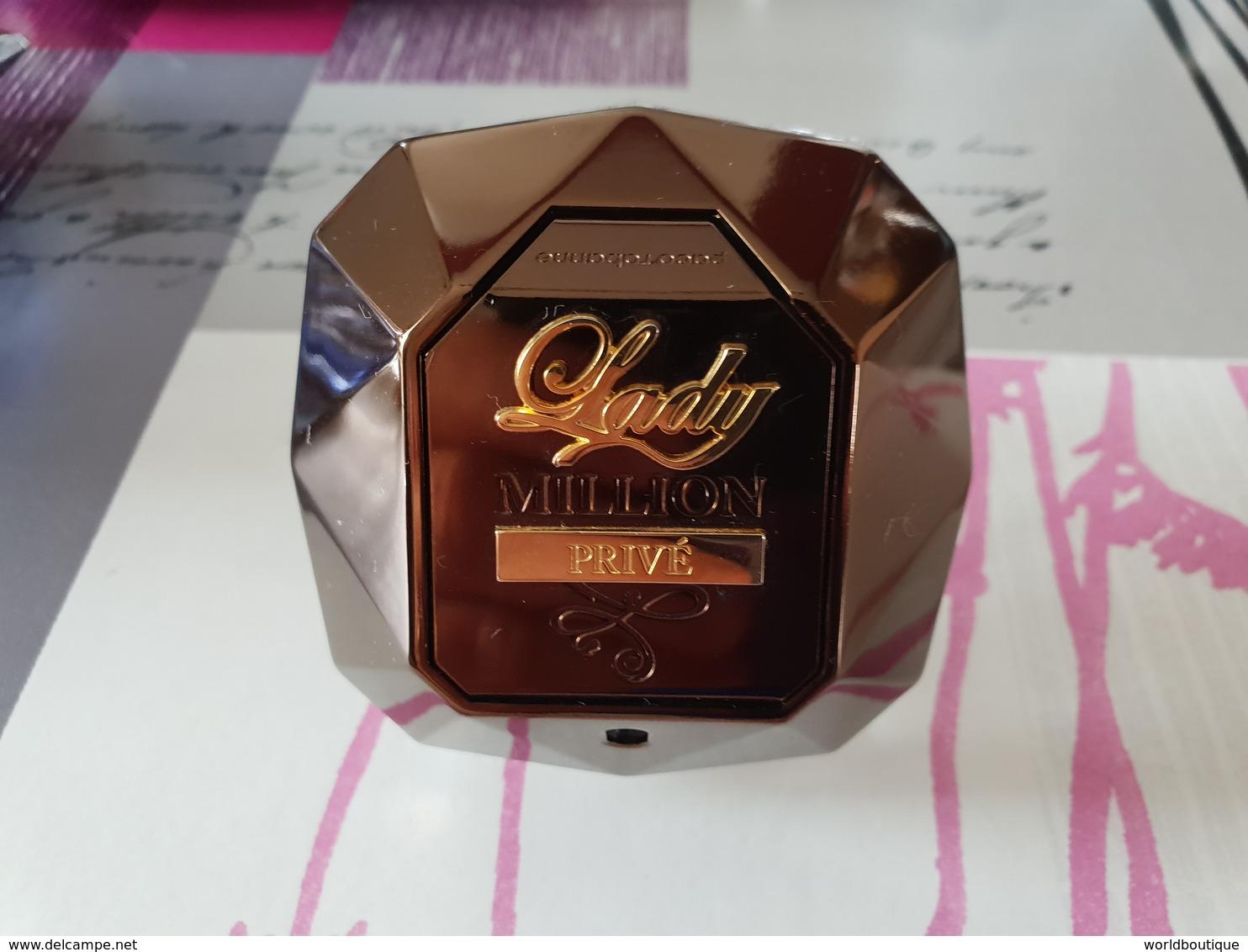 Flacon Parfum Million Privé Lady - Flacons (vides)