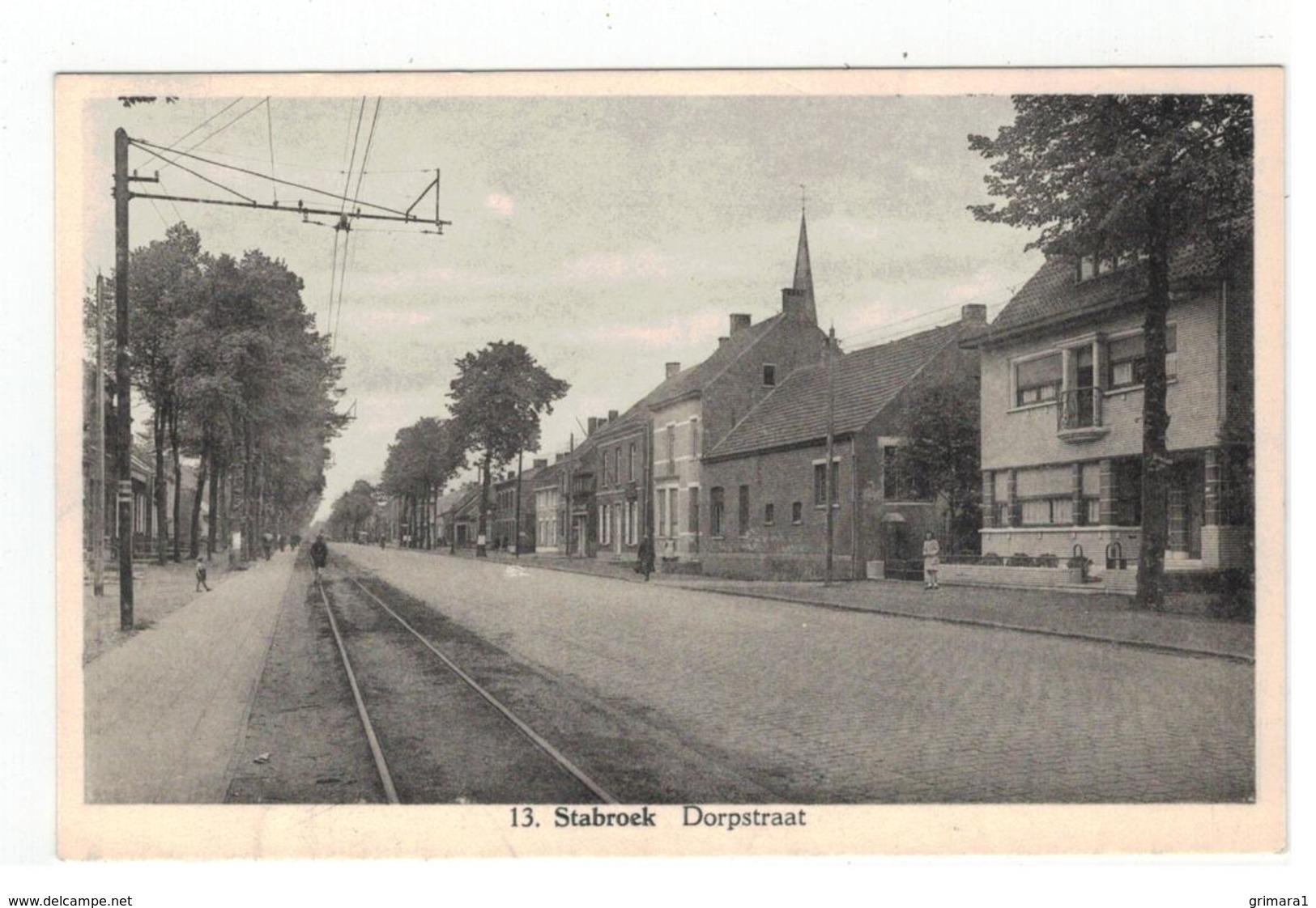 13.Stabroek    Dorpstraat - Stabroek