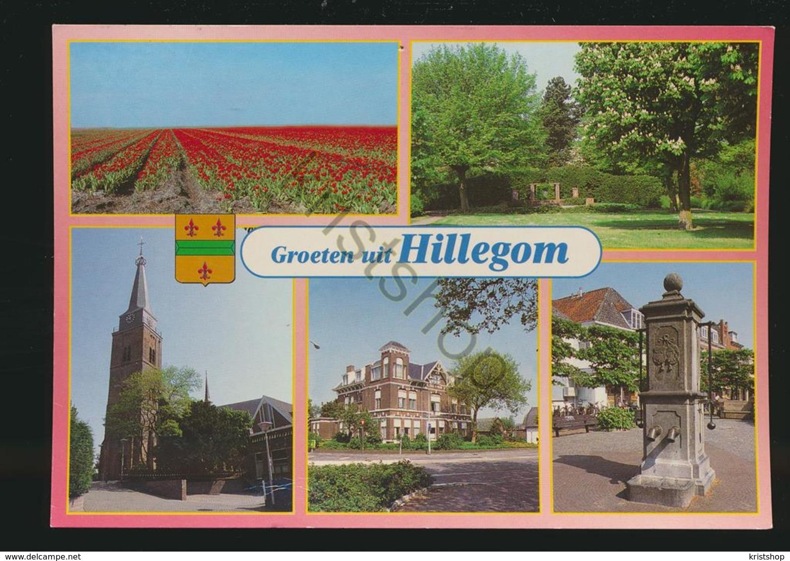 Hillegom (gelopen Met Pz) [AA41-4.275 - Non Classés