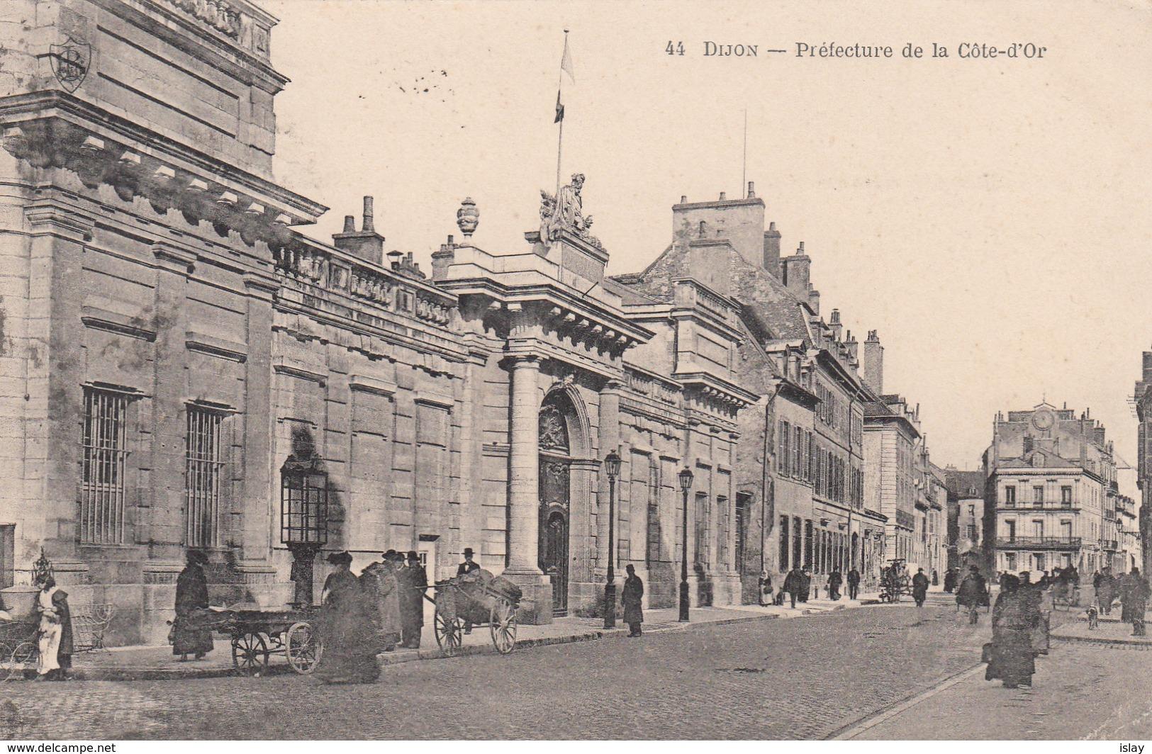 21 - DIJON - Préfecture - Dijon