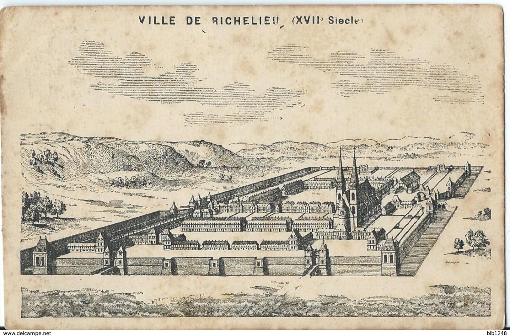 [37] Indre Et Loire > Ville De Richelieu - Other Municipalities