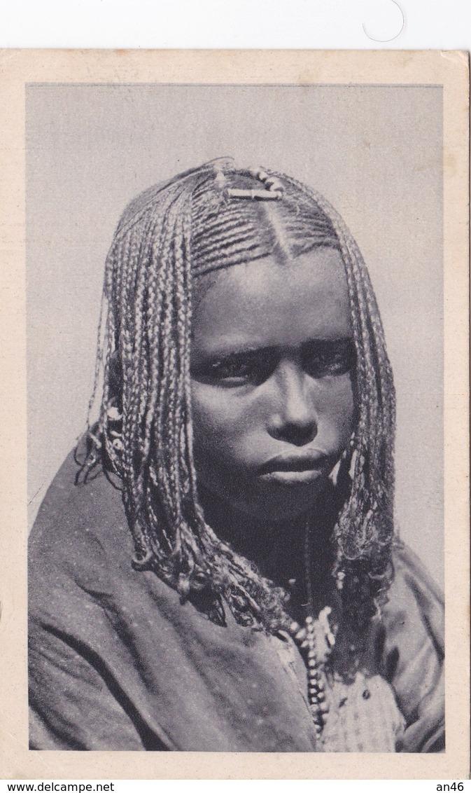 ERITREA DONNA CUNAMA VG AUTENTICA 100% - Eritrea