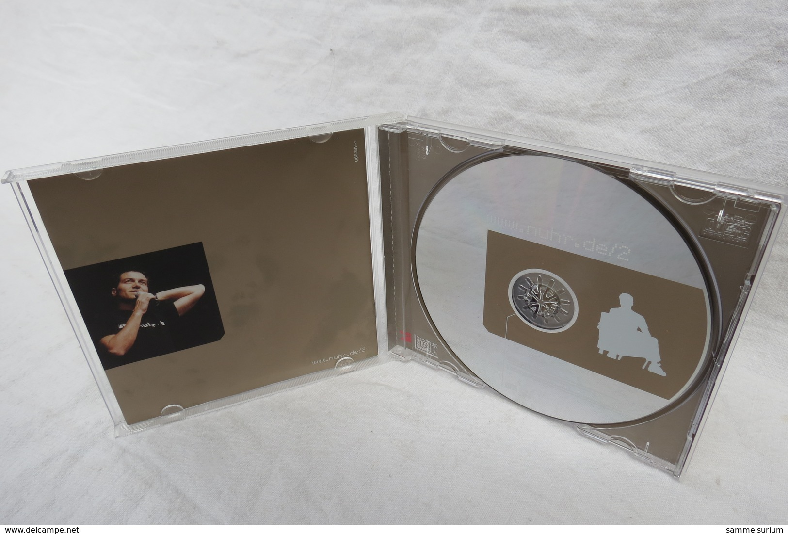 "CD ""Dieter Nuhr"" Www.nuhr.de/2 - Humor, Cabaret"