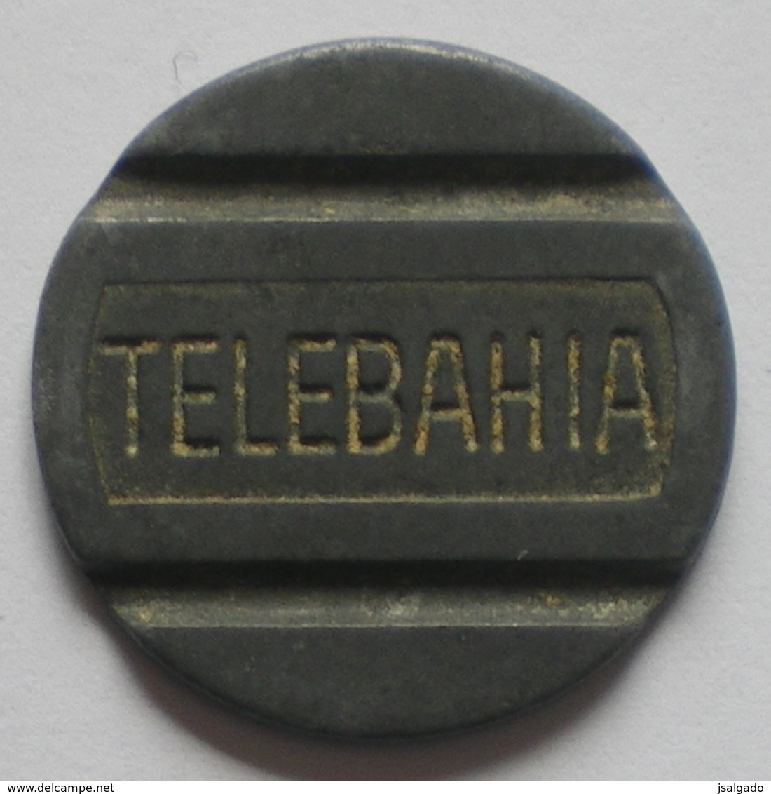 Brasil Telephone Token   TELEBAHIA - Monetari / Di Necessità