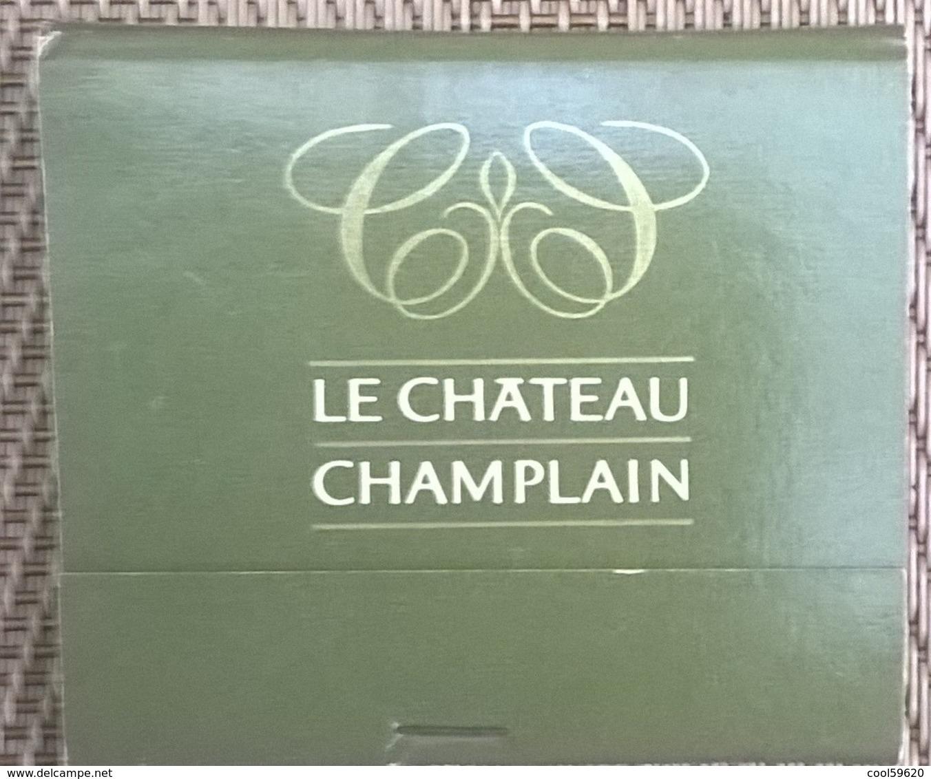 Le Château Champlain à Montréal - Boites D'allumettes