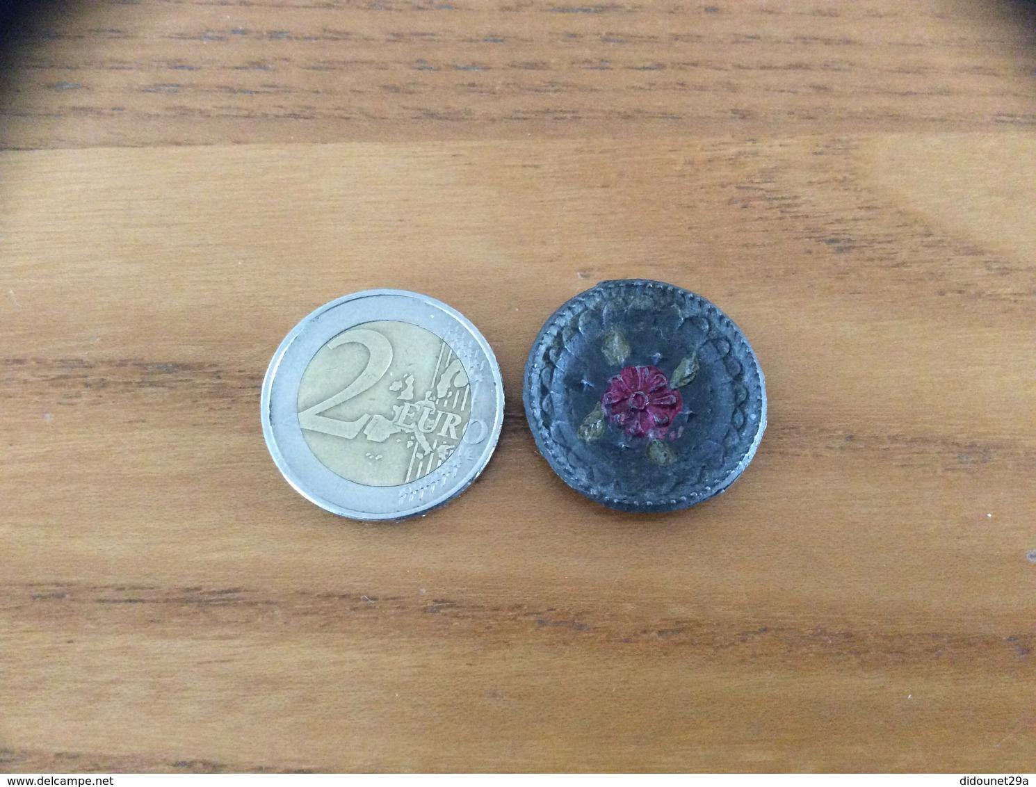 Assiette Métal (plomb) Miniature «MEXICO» - Furniture