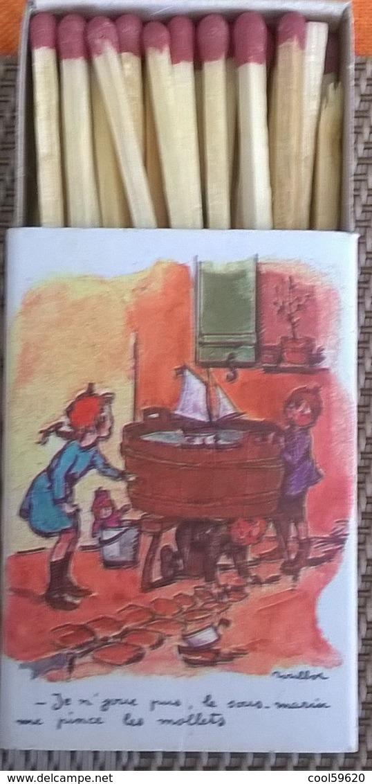 Année De L'enfance: Francisque Poulbot - Boites D'allumettes