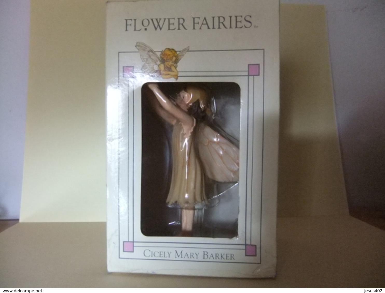 FLOWER FAIRIES - CHARMANTES FÉES - HADAS De Las FLORES - CECELY MARY BARKER - Monoblocs
