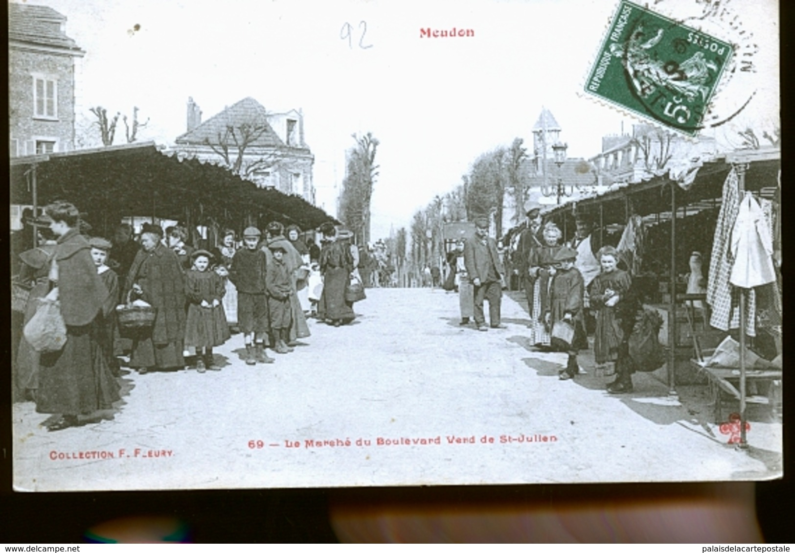 MEUDON  LE MARCHE - Meudon