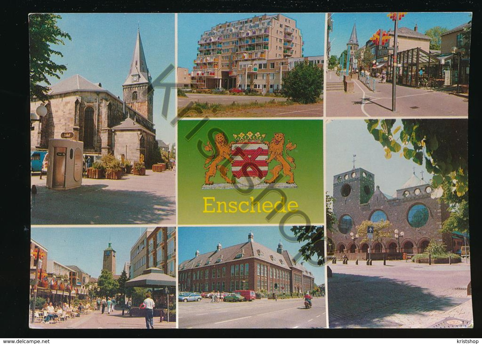 Enschede [AA42-4.589 - Nederland