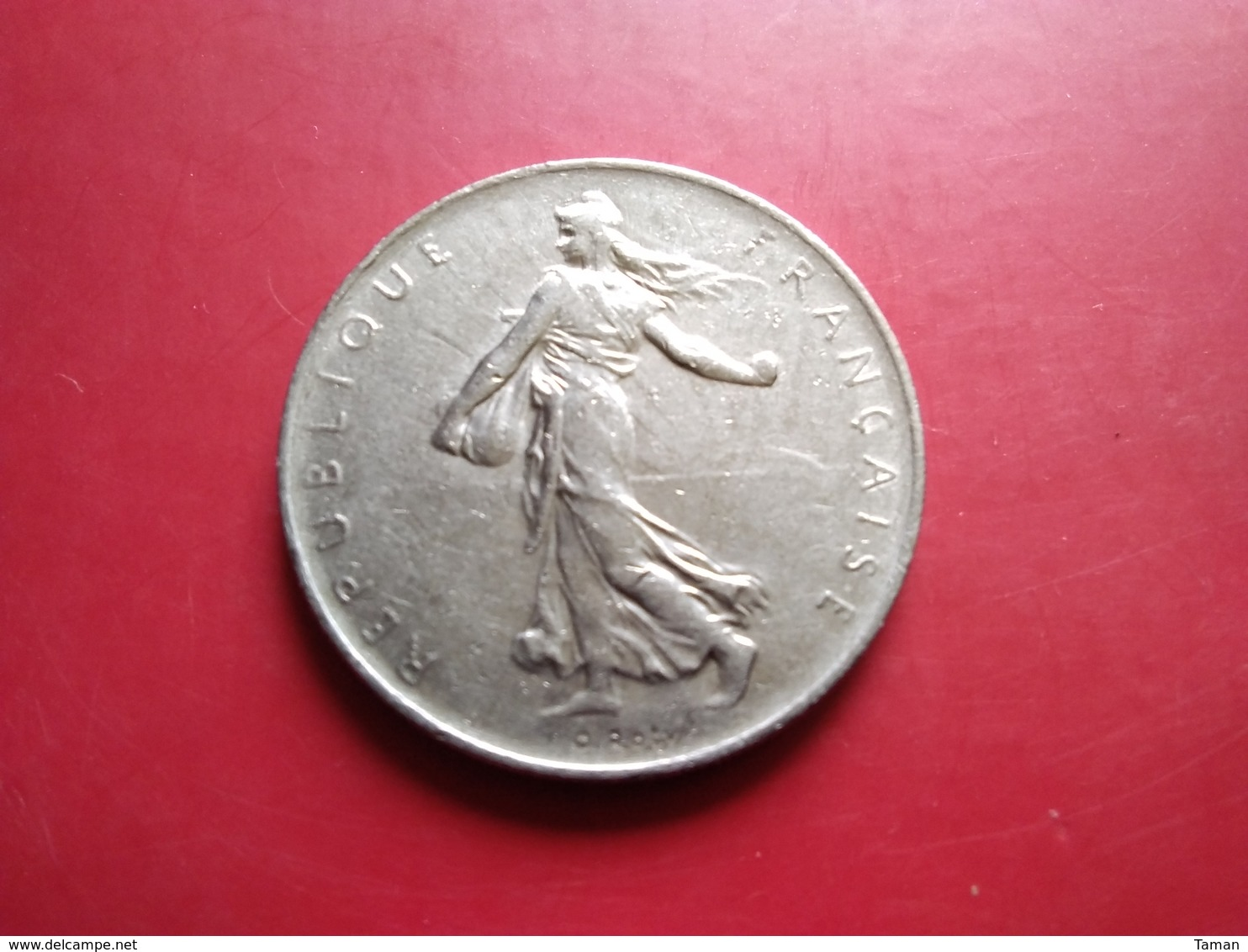FRANCE   1  Franc   1969   -- SUP --  Semeuse - H. 1 Franco