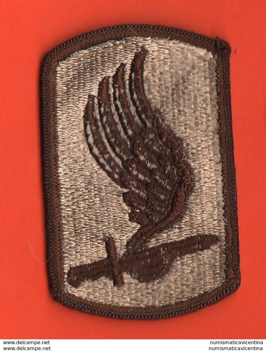 Patch Militari USA Paracadutisti Parà Military Paratroopers Group Stoffa Ricamata - Scudetti In Tela