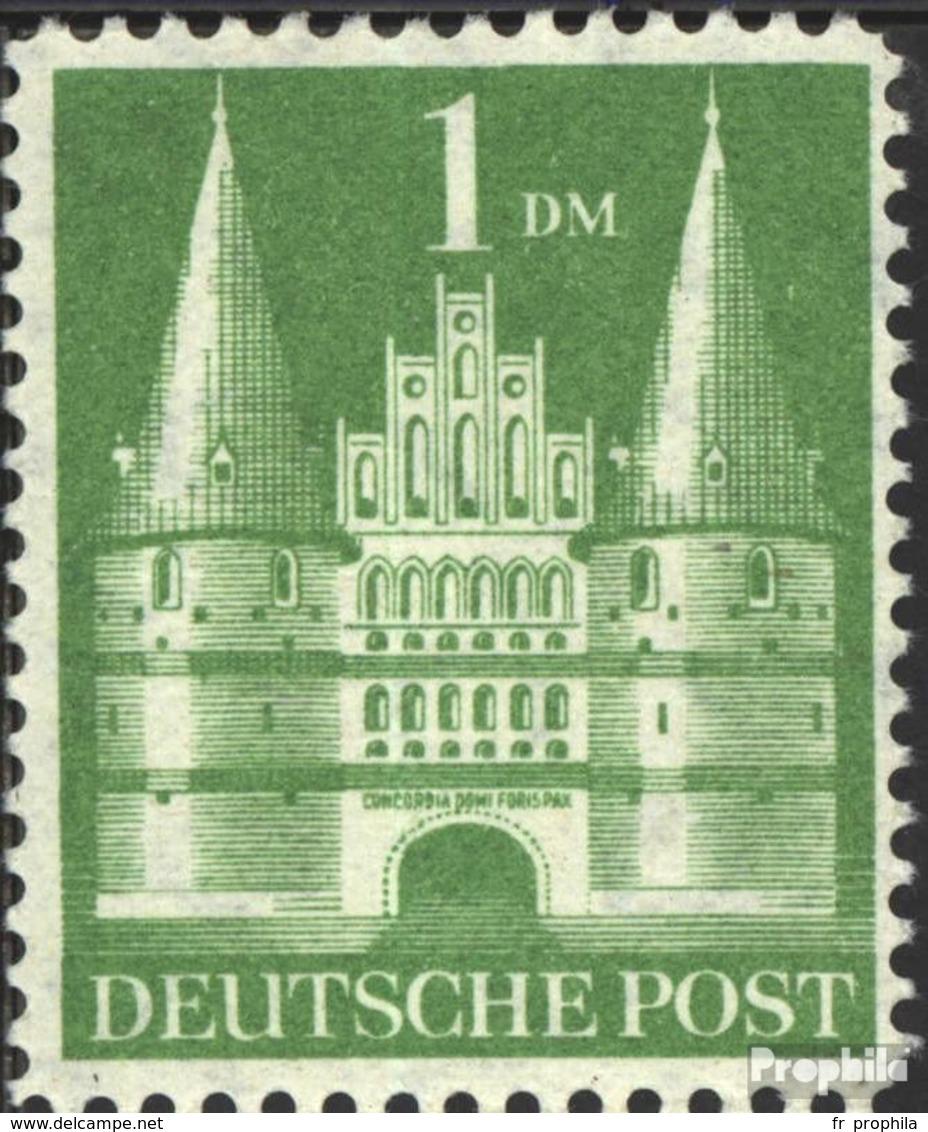 Bizonale (Allied Cast) 97a Y I D Oblitéré 1948 Bâtiments - Bizone