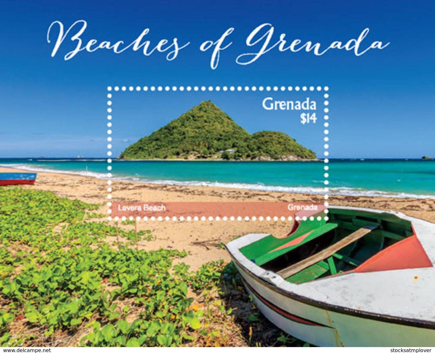Grenada 2019 Beach Of Grenada I201901 - Grenada (1974-...)
