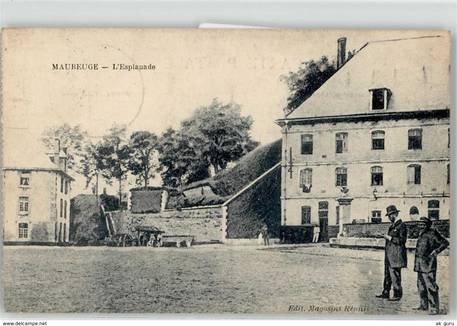 52510379 - Maubeuge - France