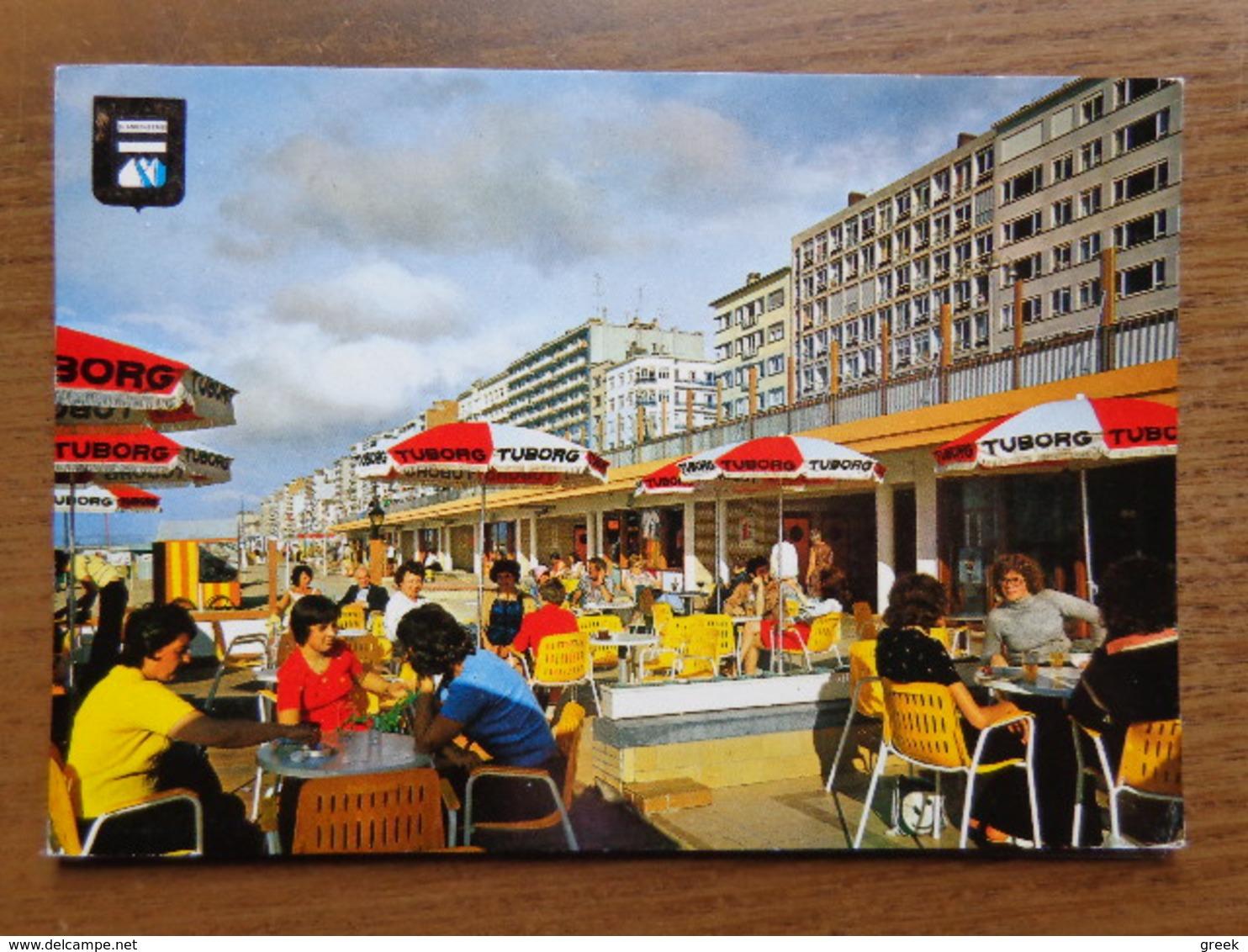 Blankenberge, Strand En Zeedijk --> Beschreven - Blankenberge