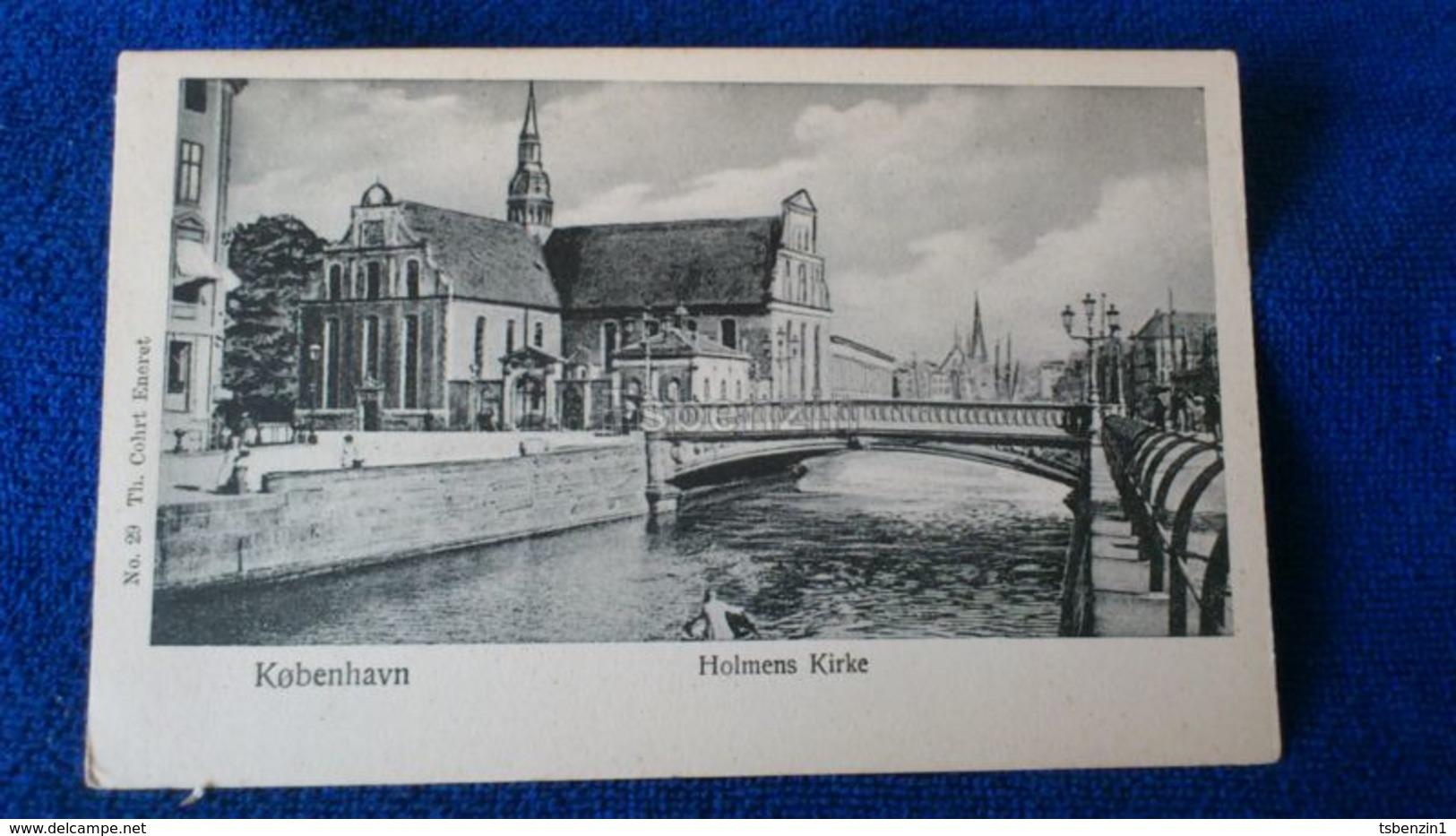 Kobenhavn Holmens Kirke Denmark - Danimarca