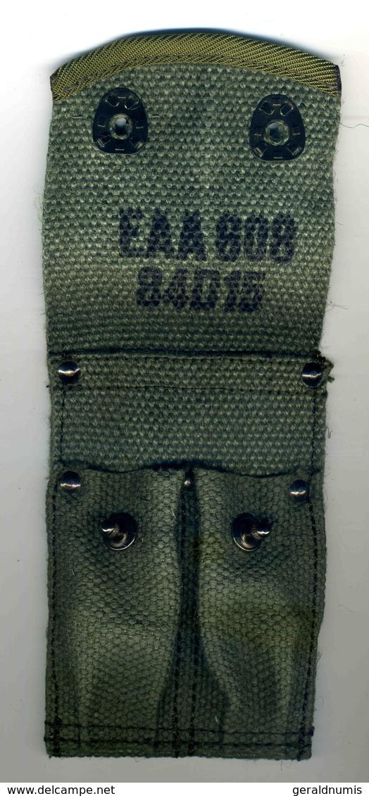Tbeau Lot De Deux Portes  Chargeurs Pour Le Pistolet Mac 50,neuf De Stock - Equipement