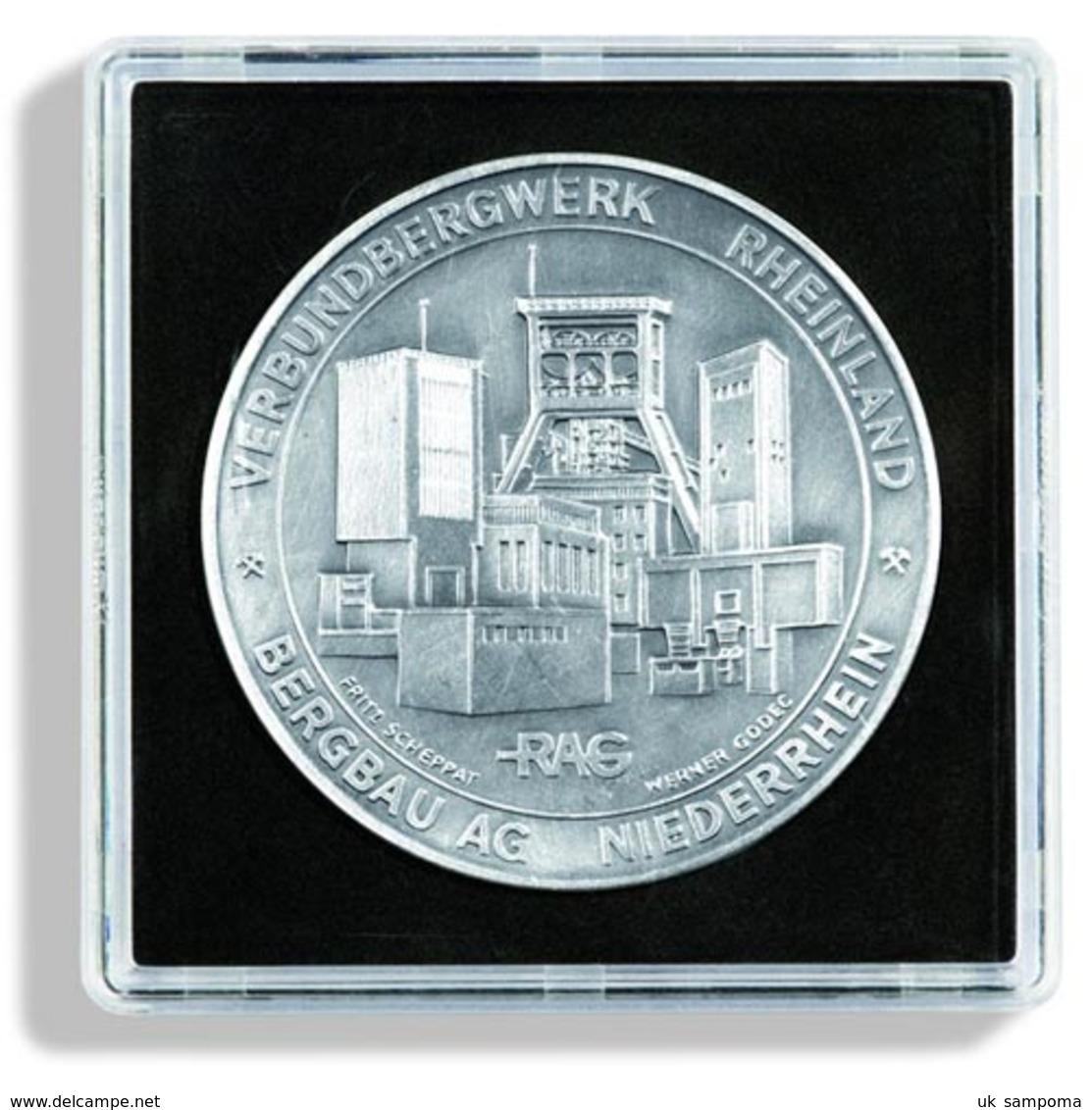 QUADRUM Mini Coin Capsules 18 Mm, Pack Of 10 - Supplies And Equipment